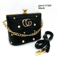 MODEL TERBARU TAS FASHION PESTA PARTY CLUTCH BAG GUCCI HOT ITEM