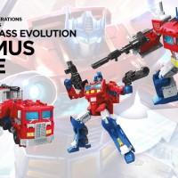 Hasbro Transformers Power of the Primes Leader Class Optimus Prime