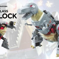 Hasbro Transformers Power of the Primes Voyager Class Grimlock