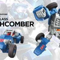 Hasbro Transformers Power of the Primes Legend Class Beachcomber