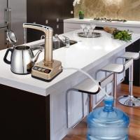 Dispenser air minum di Meja tanpa angkat Galon