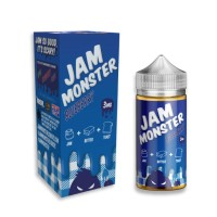 USA - JAM MONSTER - Blueberry - 100ml 3mg Premium Liquid Vape Vapor
