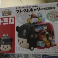 Jual Tomica Disney Tsum Dream Carry Truck Mickey Mouse Limited Murah