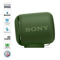 Sony Extra Bass Bluetooth Speaker Portable SRS-XB10 / SRS XB10 - GREEN