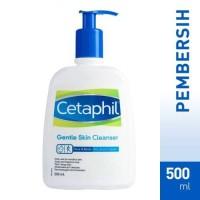 HEMAT !! CETAPHIL 500ML GENTLE SKIN CLEANSER