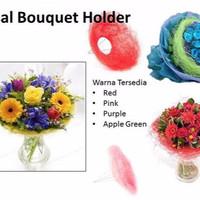 Sisal Bouquet Holder - Penyangga Bunga