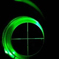 Jual Telescope BUSHNELL  3-9x40 RGB (NYALA MERAH, HIJAU DAN Limited Murah