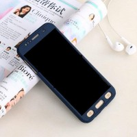 Hardcase Case 360 Oppo F1s / A59 Casing Neo Hybrid Free Tempered Glass
