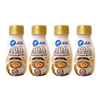 Milko Susu Sereal Less Sugar Coklat 200ml/ 4botol