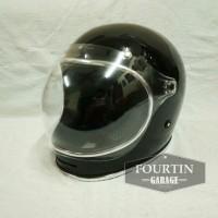 harga Helm Custom Bell Bullit Bubble Visor Tokopedia.com