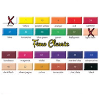 Jual polymer clay fimo polymer clay large block fimo classic Murah