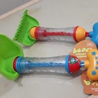 Elc Beach Water Cannon/ 2 In 1 Water Gun With Beach Toy(Main Terbaru