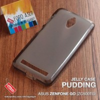 CASE CASING HP SOFT JELLY ASUS ZENFONE GO ZC500TG SOFT SILIKON COVER