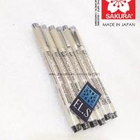 Jual Sakura Pigma Micron Pen 01-08 Murah