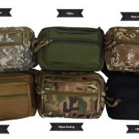 Jual Hotlist hits kekinian Tas Pinggang Waist Bag Army A455 promo termurah Murah