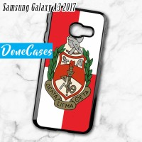 Casing Samsung A3 2017 Delta Sigma Theta Sorority Hard Case Custom