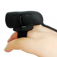 Jual Mini Finger Mouse Black Murah