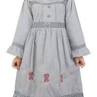 Baju Muslim Anak Perempuan / Gamis Anak Branded Bandung - DCSG 104