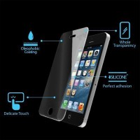 Taff Japan 2.5D Tempered Glass 0.26mm for iPhone 5/5s/5 Murah