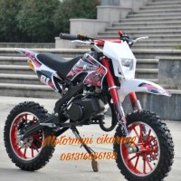 MOTOR MINI TRAIL KXD 50CC MESIN 2TAK