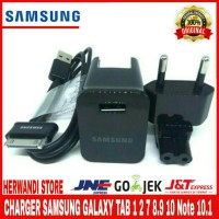 harga Charger Samsung Galaxy Tab 1/2/7/8.9/10.1 Note 10.1 Original 100% Tokopedia.com
