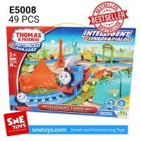 Jual Thomas & Friends Motorized Railway Mainan anak kereta Thomas 49Pcs Murah
