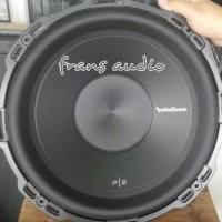 subwoofer rockford p2 / double coil / subwofer 12 inci Premium
