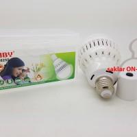 Luby L 5825S 15watt Lampu Emergency Sentuh 3 cahaya