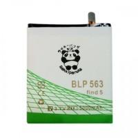 BATTERY HP TANAM RAKKIPANDA TIPE OPPO BLP563 FOR OPPO FIND 5 MINI R827