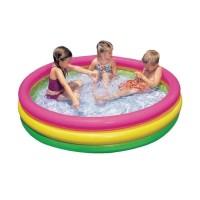 Jual Kolam renang anak intex original kolam karet 114cm x 25cm Murah