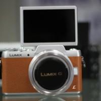 LUMIX GF 8 + lens 12-32mm