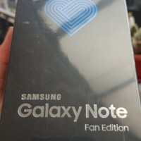 NEW SAMSUNG GALAXY NOTE FE 4GB / 64GB FREE CASE GARANSI RESMI SEIN