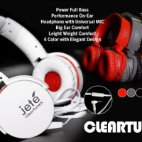 Handsfree ClearTunes jete