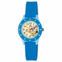qq vq13 jam tangan anak anak gambar koala Q Q Original biru kartun w