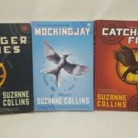 Jual Buku Trilogi The Hunger Games 1-3 Tamat. Suzanne Collin Murah Murah