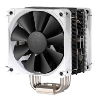 Phanteks PH-TC12DX White CPU Cooler | Air Heatsink Fan Dual To