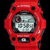 Casio Jam Tangan G Shock G7900A 4 G Shock Merah Pria Water Resist 20