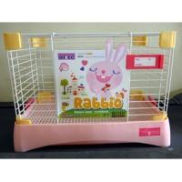 Harga kandang kelinci rabbio rabbit cage | WIKIPRICE INDONESIA