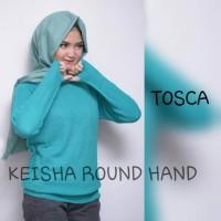 Jual BEST SELLER !! Sweater KEISHA Roundhand Cantik Murah