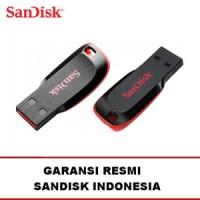 Jual BEST SELLER - FLASHDISK SANDISK 8GB / ORIGINAL / CRUZER BLADE CZ50 Murah