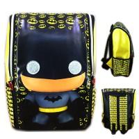 Jual TERLARIS Tas Ransel Sekolah Anak TK Batman Kids 3D Jepang terbaik Murah