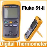 ORIGINAL - FLUKE 51 II SINGLE INPUT DIGITAL THERMOMETER 51ii