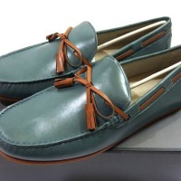 Branded PEDRO SHOES Leather Moccasins FPP265 Original Imported