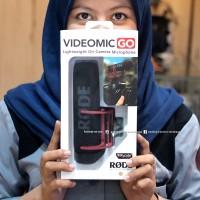 RODE VIDEOMIC GO ON-CAMERA Shotgun Microphone - Rycote