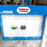 Rak Akrilik Thomas MINIS isi 25