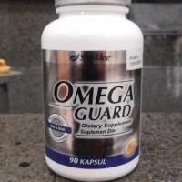PREMIUM Shaklee Omega Guard 90 Kapsul Harga Promo alat kesehatan pria