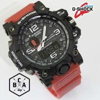CASIO G-SHOCK GWG-1000 KW Hitam Strap Merah