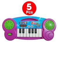 [Grosiran 5pcs] Mini Piano Elektrik Mainan Anak - OCT298