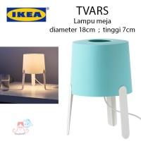 IKEA Tvars - Lampu meja kamar tidur / ruang tamu / keluarga minimalis
