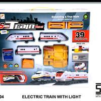 Simulator Kereta Super Cepat Besar - Speed Train Game Big Set - Kereta